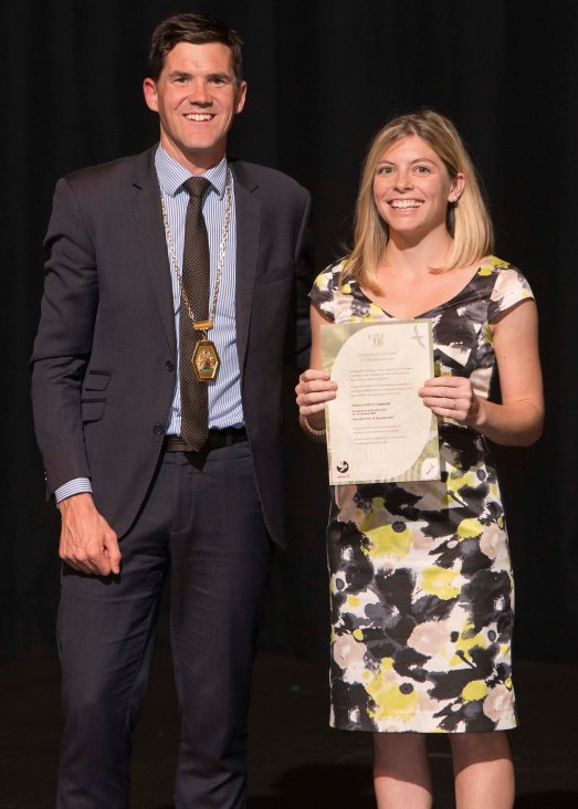 Citizenship Ceremony at Te Papa with Deputy Mayor Justin Lester